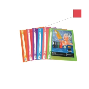BANTEX MELON A4 MANAGEMENT FILE - PACK OF 12