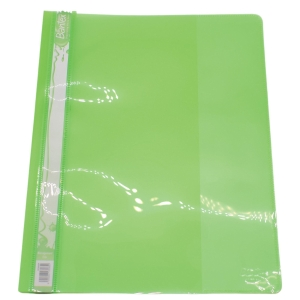 BANTEX LIME A4 MANAGEMENT FILE - PACK OF 12