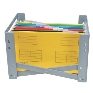 BANTEX GREY A4 AND FC SUSPENSION FILING TRAY