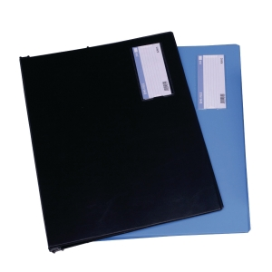 EMIFILE PVC BLACK A3 COMPUTER FILE