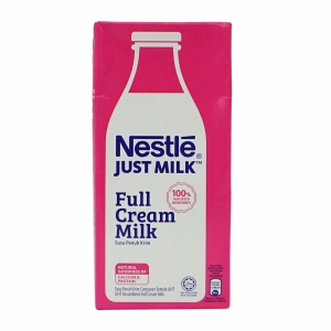 Nestle Full Cream Milk 1000ml - Pack of 12