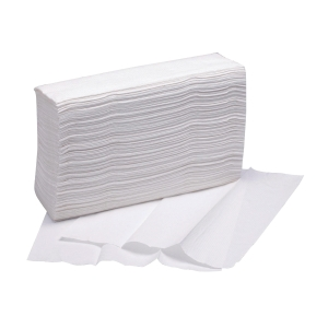 MULTIFOLD HANDTOWEL 250 SHEETS 1PLY - PACK OF 16