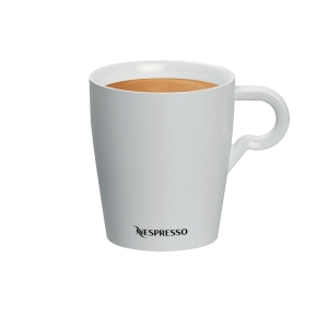 NESPRESSO PORCELAIN LUNGO CUPS 160 ML, WITHOUT SAUCER, PACK OF 12