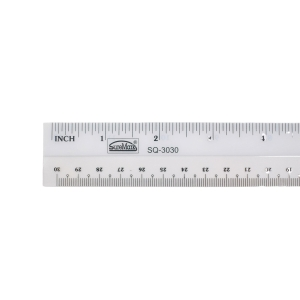 SUREMARK PVC SOFT RULER 30CM