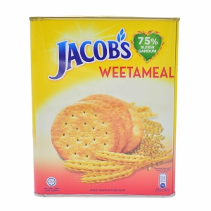 JACOB WEETAMEAL BISCUITS 750G
