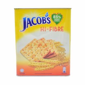 JACOB HIGH FIBER BISCUITS 800G