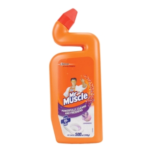 KIWI KLEEN LAVENDER TOILET LIQUID 500ML
