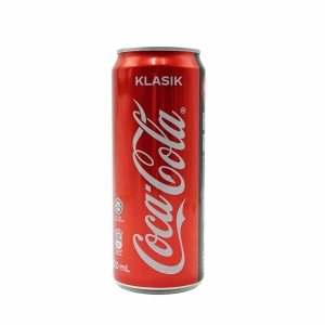 COCA COLA CANS DRINK 325ML - PACK OF 24