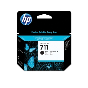 HP 711 CZ129A ORIGINAL INKJET CARTRIDGE - BLACK