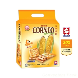 Hup Seng Corneo Corn Biscuits - Pack of 14