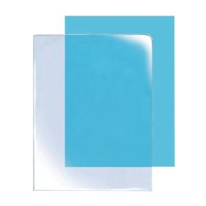 EMIFILE PVC L SHAPE CLEAR A4 FOLDER