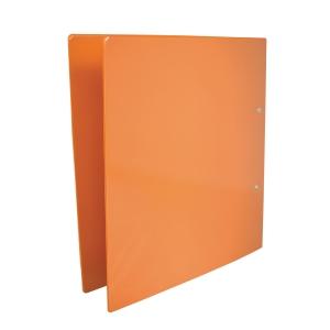 EMI-File PVC Glue On Ring A4 File 25mm Yellow