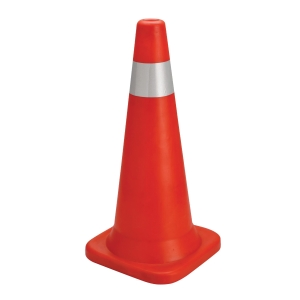 King s Red/Whie Security Cones 78cm