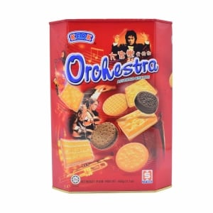 Kerk Hup Seng Orchestra Assorted Biscuits - Box of 600g