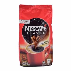 NESCAFE CLASSIC COFFEE REFILL 500G