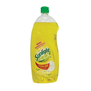 SUNLIGHT LEMON DISHWASH DETERGENT 1L