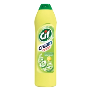 CIF Cream Cleanser Lemon 500ml