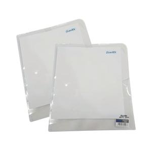 BANTEX PVC L SHAPE CLEAR F4 FOLDER - PACK OF 25