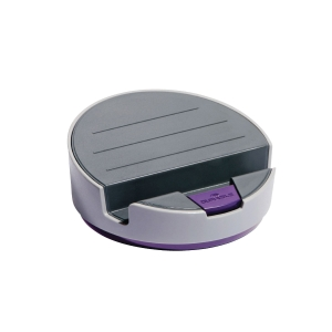 DURABLE VARIOCOLOR OFFICE GREY/PURPLE TABLET STAND