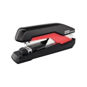 Rapid Supreme Omnipress Compact Stapler Black/Red - Capacity 60 sheets