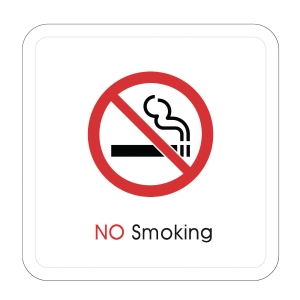 ARTSIGN NO SMOKING SIGN