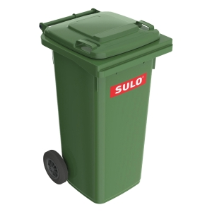 SULO 2-WHEELED GREEN CONTAINER