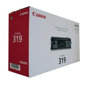 Canon 319 Original Laser Cartridge - Black