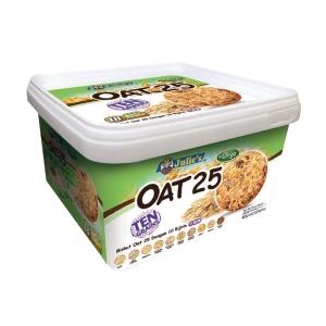 Julie s Oat25 Ten Grains Biscuits - Box of 18