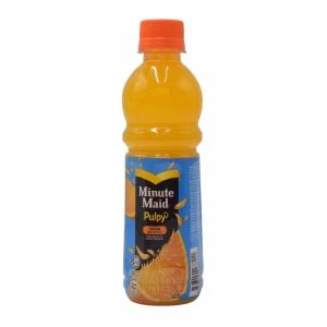 Minute Maid Pulpy Orange 300ml - Box of 12