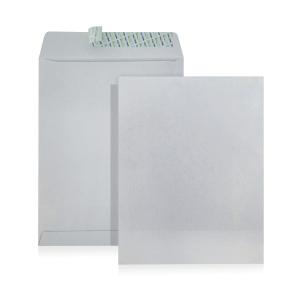 WINPAQ PEEL & SEAL PLAIN WHITE ENVELOPE 12X16  100G - PACK OF 250