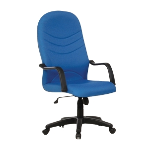 BLUE BL2000HB FABRIC HIGH BACK CHAIR