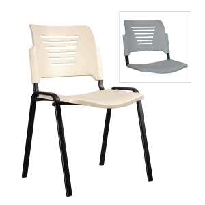 Artrich Stackable Training Chair Grey