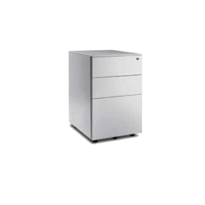 Artirch Steel 3 Drawers Mobile Pedestal