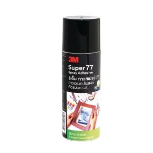 Scotch Super 77 Spray Adhesive 160z