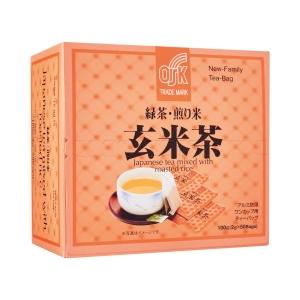 OSK ROASTED GENMAI TEA BAG ENVELOPED - BOX OF 50