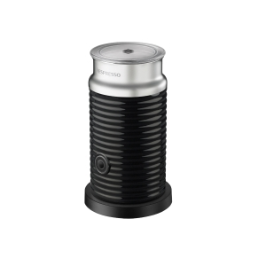 Nespresso Milk Frother Aeroccino 3 Black
