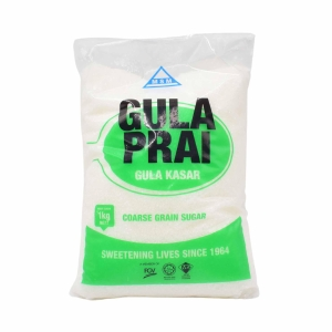 Prai Coarse Grain Sugar - 1kg
