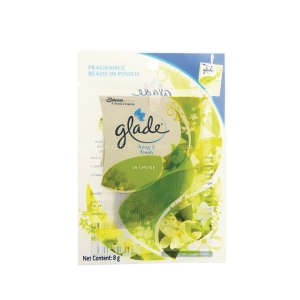 GLADE FRESH JASMINE HANG IT 8G