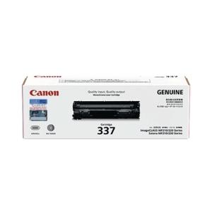 Canon C337 Laser Toner Cartridge - Black