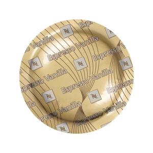 Nespresso Espresso Vanilla  Capsules - Box of 50