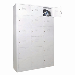 Artrich 12 Compartment Steel Locker 1830 x 1143 x 381mm