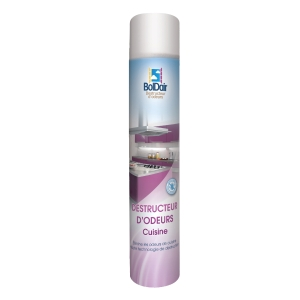 BOLDAIR ODOR NEUTR COOKING SPRAY 500ML