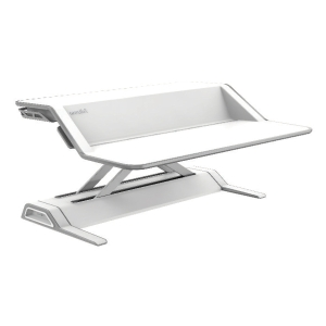 Fellowes Lotus Sit-Stand Workstation White