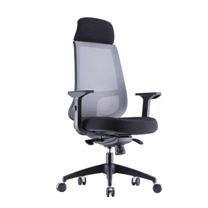 ARTRICH RICO 1 HIGH BACK MESH BLACK CHAIR