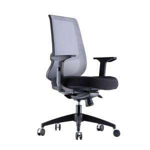 Artrich Rico 1 Medium Back Mesh Chair Black