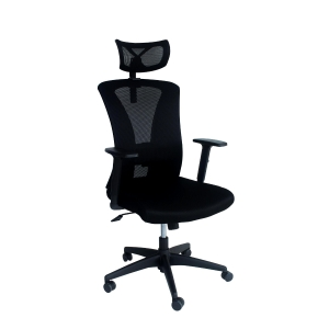 ARTRICH 822 HIGH BACK MESH BLACK CHAIR