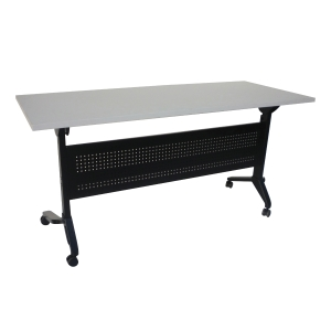ARTRICH FT-012B FLIP-TOP TRAINING TABLE WITH CASTOR H750 X W1500 X D450MM