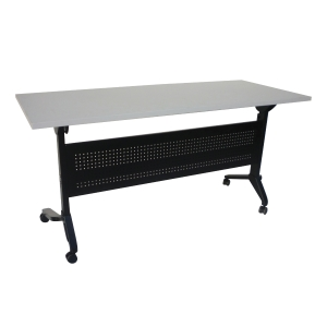 ARTRICH FT-012B FLIP-TOP TRAINING TABLE WITH CASTOR H750 X W1500 X D600MM