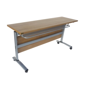 ARTRICH FT-006 FLIP-TOP TRAINING TABLE WITH CASTOR H750 X W1500 X D600MM