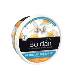 BOLDAIR ODOR NEUTR GEL ORANGE BLOSS 300G